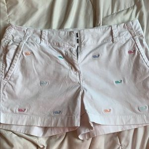 VV Whale Printed shorts